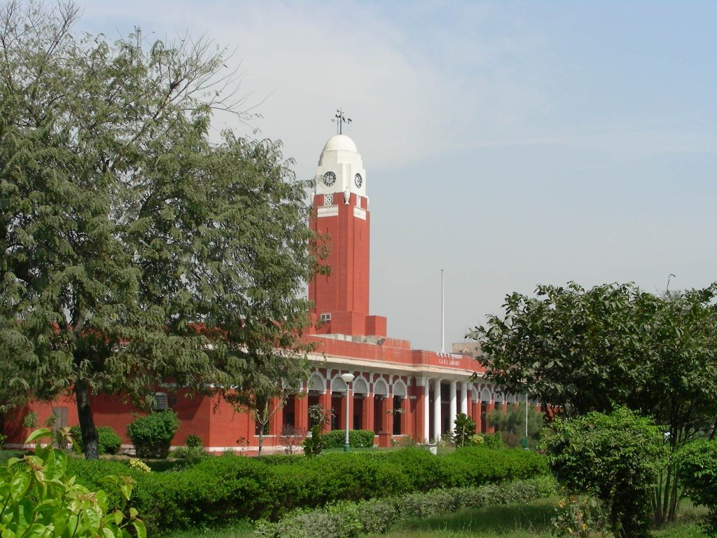 Indian Agricultural Research Institute - Technical Vacancies