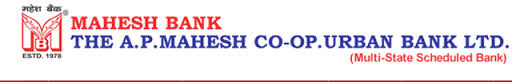 Mahesh Bank Recruitment through IBPS