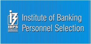 IBPS NOTIFICATION 2015