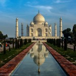 Taj Mahal - News Update 18th August