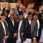 Nepal's Parliament - News Updates 18th September