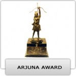 Arjuna Award - News Update 01 October 2015