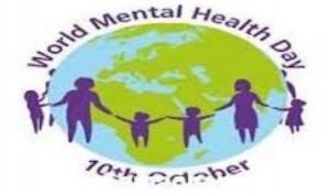 विश्व मानसिक स्वास्थ्य दिवस - न्यूज़ अपडेट 14 अक्टोबर 2015