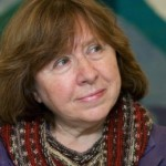 Svetlana Alexievich - News Update 10th October 2015
