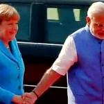 भारत दौरे पर जर्मन चांसलर - न्यूज़ अपडेट 5अक्टोबर 2015