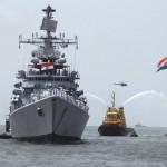 भारतीय नौसेना - न्यूज़ अपडेट 16 अक्टोबर 2015