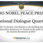 नोबल शांति पुरस्कार - न्यूज़ अपडेट 10 अक्टोबर 2015