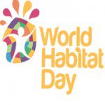 World Habitat Day - News Update 7th October 2015