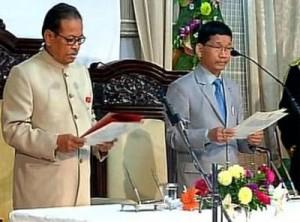 Kalikho Pul sworn in as Arunachal CM
