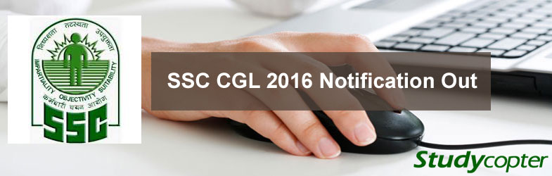 SSC_CGL_Notification