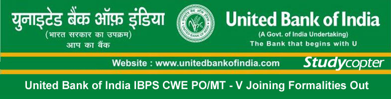 united bank of india admit card