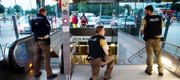 Suspected Terror Attack in Munich, Germany