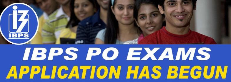 IBPS PO Application