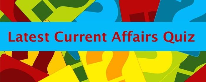 Current-Affairs-Quiz-Update