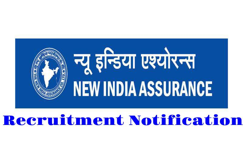 new india assurance recruitment notification 2016. Black Bedroom Furniture Sets. Home Design Ideas