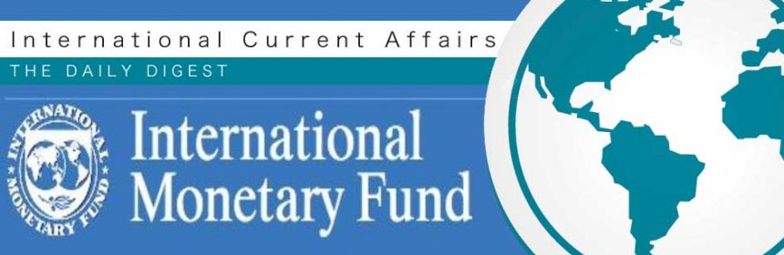 an examination of the effect of the international monetary fund imf But retreating from international cooperation would be a mistake, said maury obstfeld, vitor gaspar, and sean hagan in a blog  the international monetary fund and .