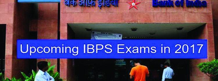 IBPS Clerk, IBPS Upcoming Exams, IBPS Upcoming Exams 2017, IBPS Upcoming Exams 2018
