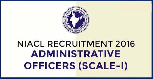NIACL Administrative Officers (Generalists) Scale-I Final Result Ou