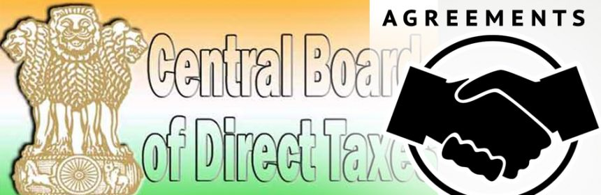 Central Board Of Direct Taxes Cbdt Signs Bilateral Advance Pricing