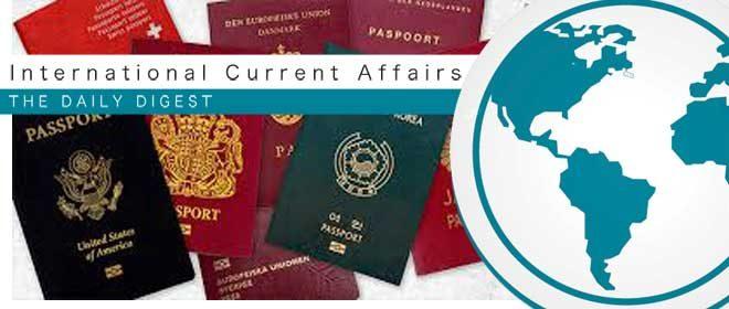 Singapore Passport is the world's 'Most Powerful' passport