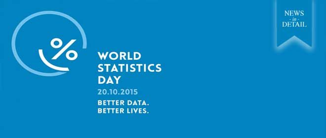 World Statistics Day – 20th October