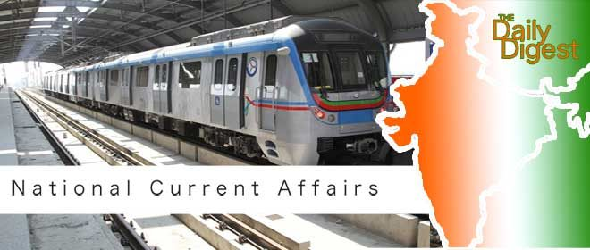 Hyderabad Metro Rail to be disabled-friendly
