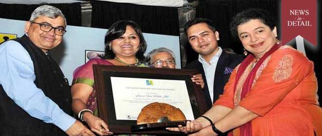 Helen Keller awards for firms, differently-abled achievers