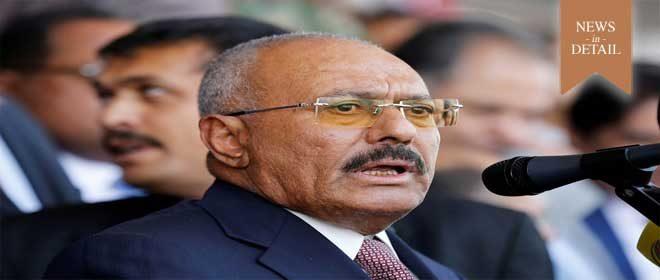 Yemen's ex-President Ali Abdullah Saleh killed