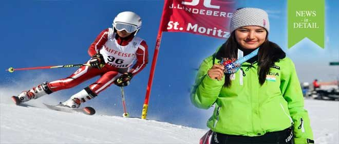 Aanchal Thakur creates history by winning India's first medal in an international skiing competition
