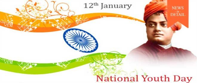National Youth Day-January 12