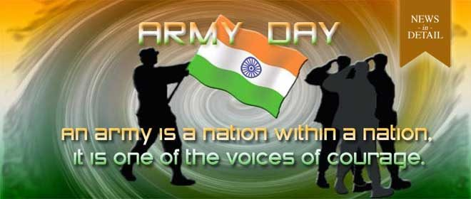 Indian Army Day-15 Jan