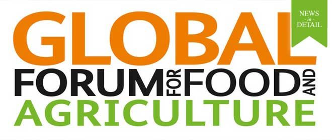 10th Global Forum for Food and Agriculture (GFFA) held in Berlin