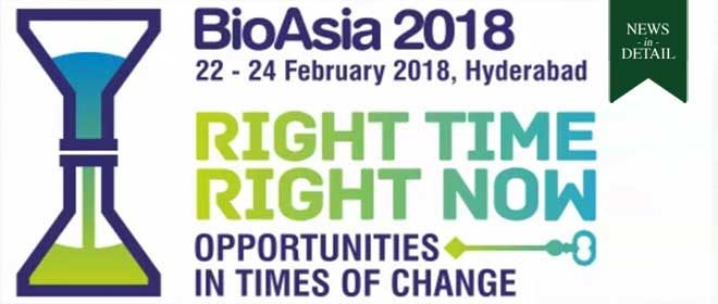 BioAsia to open on February 22 in Hyderabad
