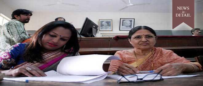 Transgender Vidya Kamble first from Nagpur to become Lok Adalat judge