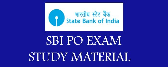 Sbi Clerk Exam 2014 Syllabus Pdf