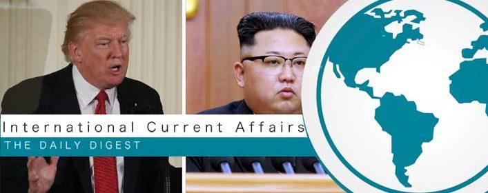 Trump accepts Kim's talks offer