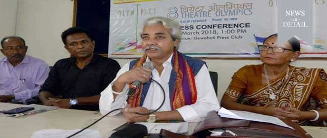 Jaipur to co-host eighth Theatre Olympics