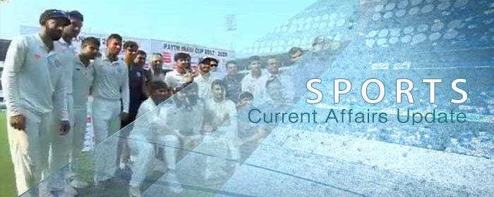 Vidarbha clinch maiden Irani Cup title