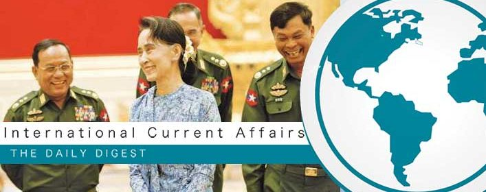 Myanmar military put on UN blacklist for sexual violence