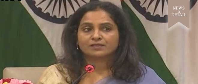 Sripriya Ranganathan appointed as Ambassador to Korea