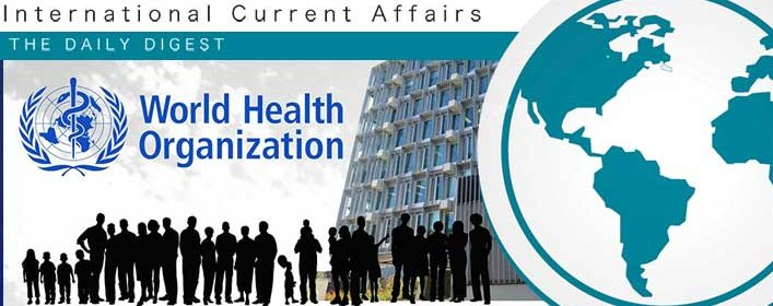 WHO releases new International Classification of Diseases (ICD 11)