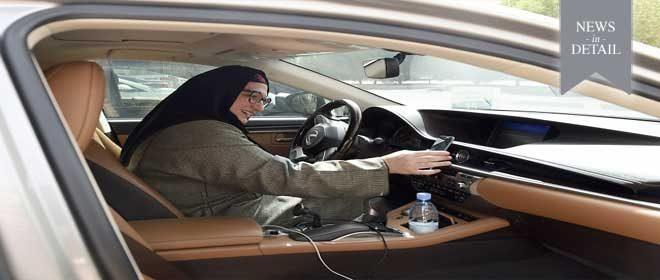 Celebrations, tears as Saudi Arabia overturns ban on women driving