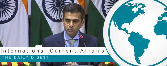 India to host two plus two dialogue with US in September on bilateral, regional & global issues