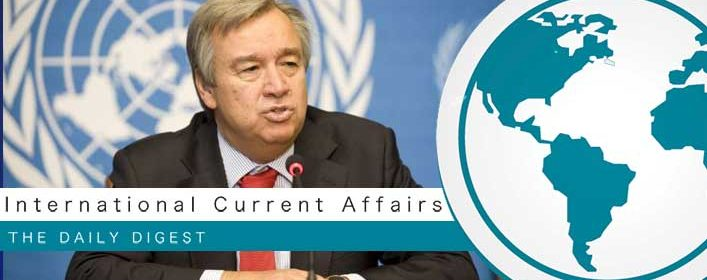 Secretary-General Appoints Major General José Eladio Alcaín of Uruguay Head, Chief Military Observer for United Nations Military Observer Group in India and Pakistan