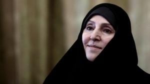 Iran-ambassadrice